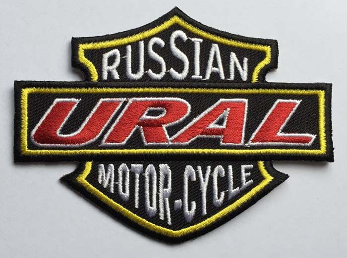 Exclusive ural patch only